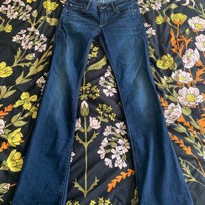 Lolita boot cut jean